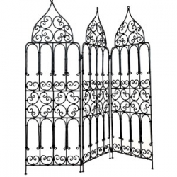 Moroccan Screens made of Wrought iron